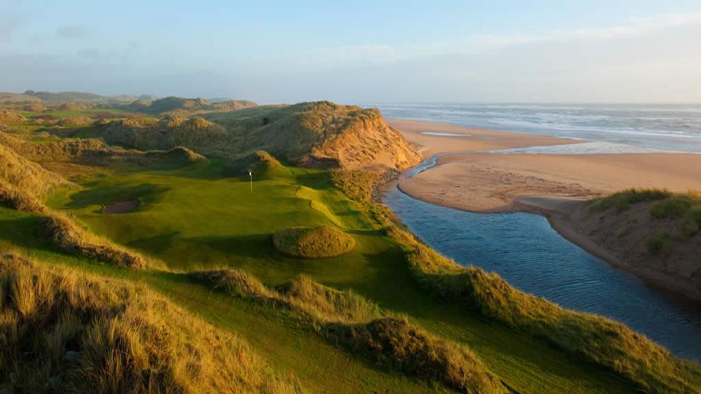 List of scottish golf courses