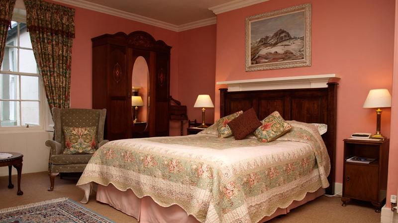 Guest Room at Spean Lodge, Lochaber