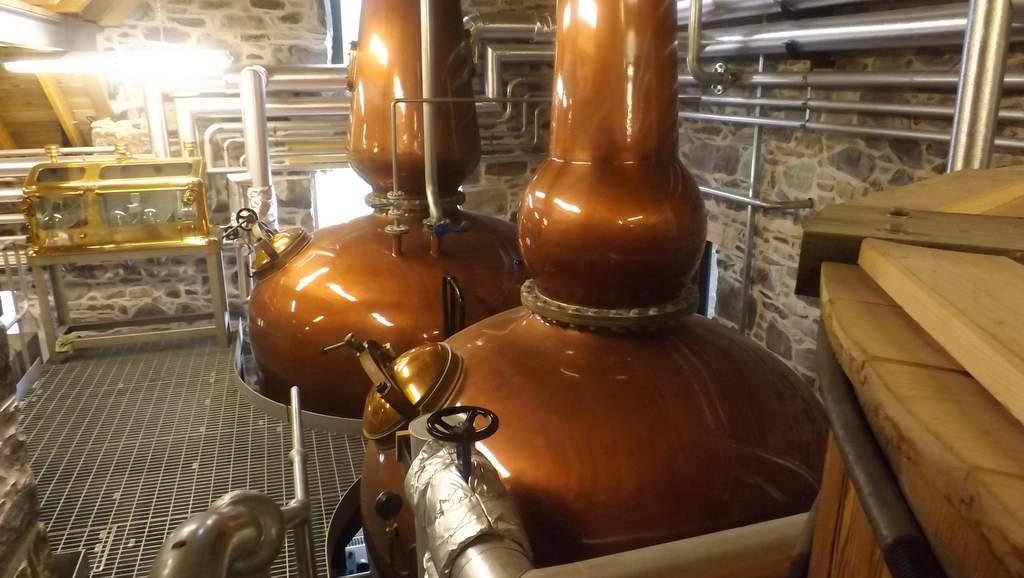 Ballindalloch Distillery - Photo by Casteview B&B, Dufftown