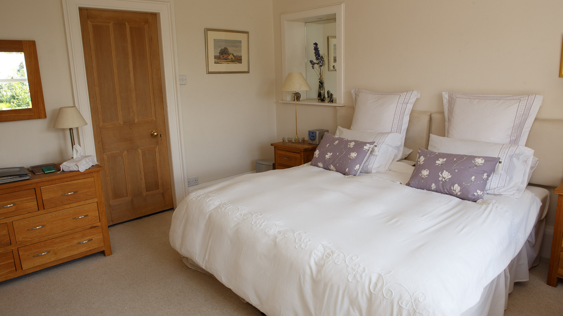 Guest Room at Bayview B&B, Upper Largo