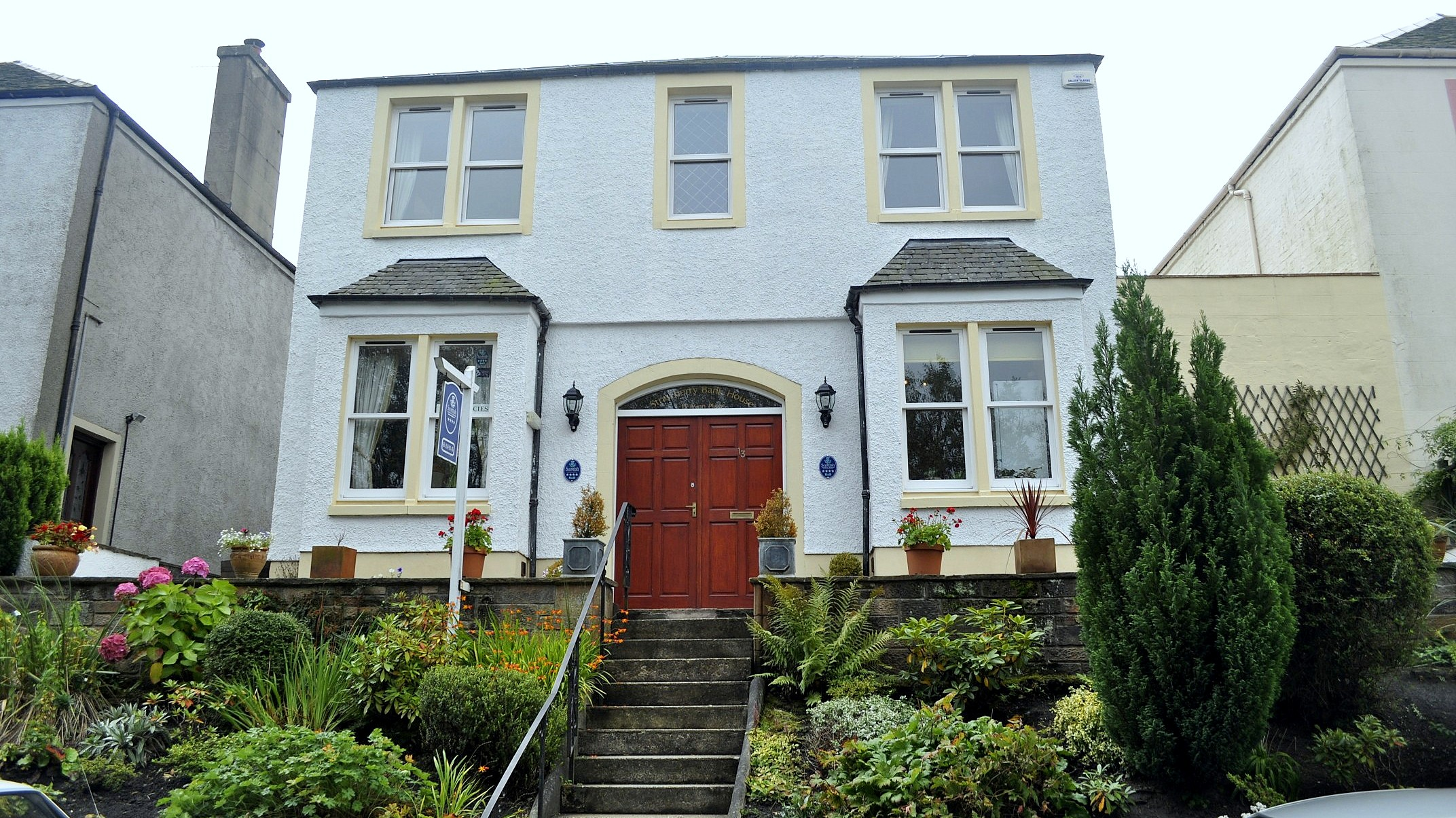 Strawberry Bank House B&B in Linlithgow