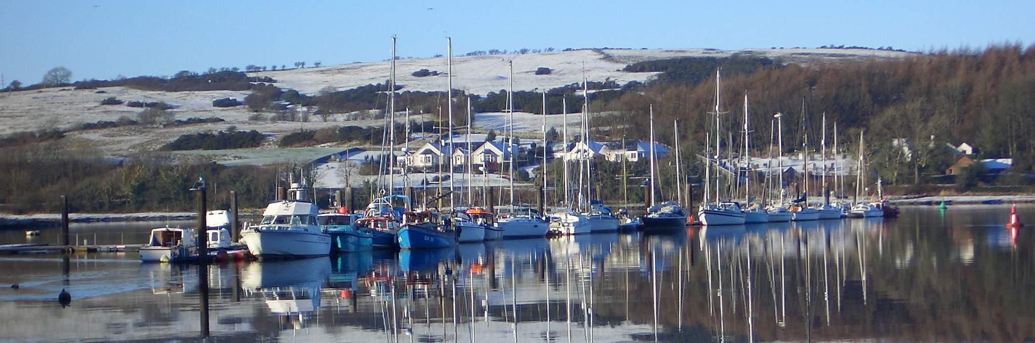 Kirkcudbright Marina