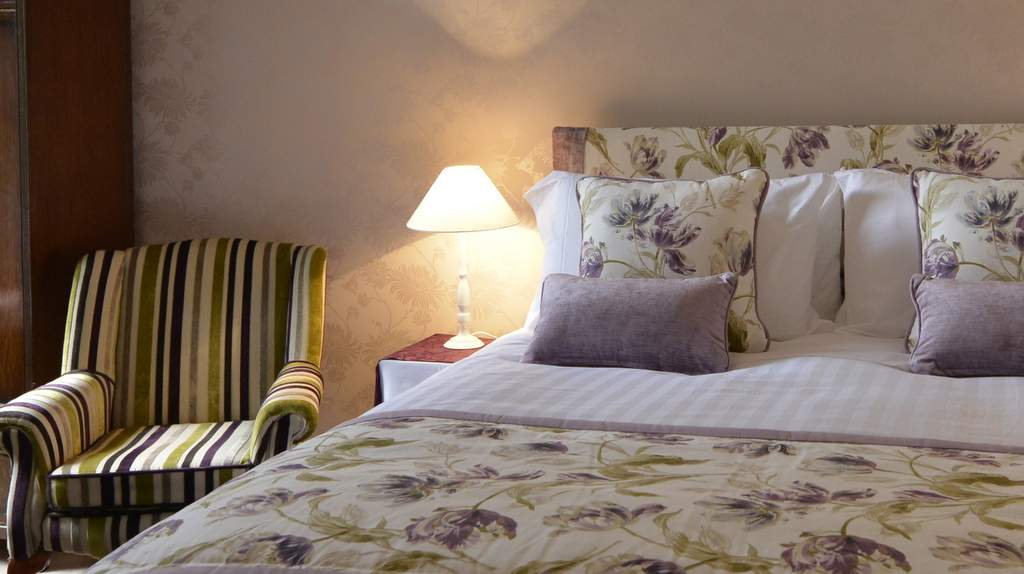 Guest Bedroom at Northlands B&B in Pitlochry