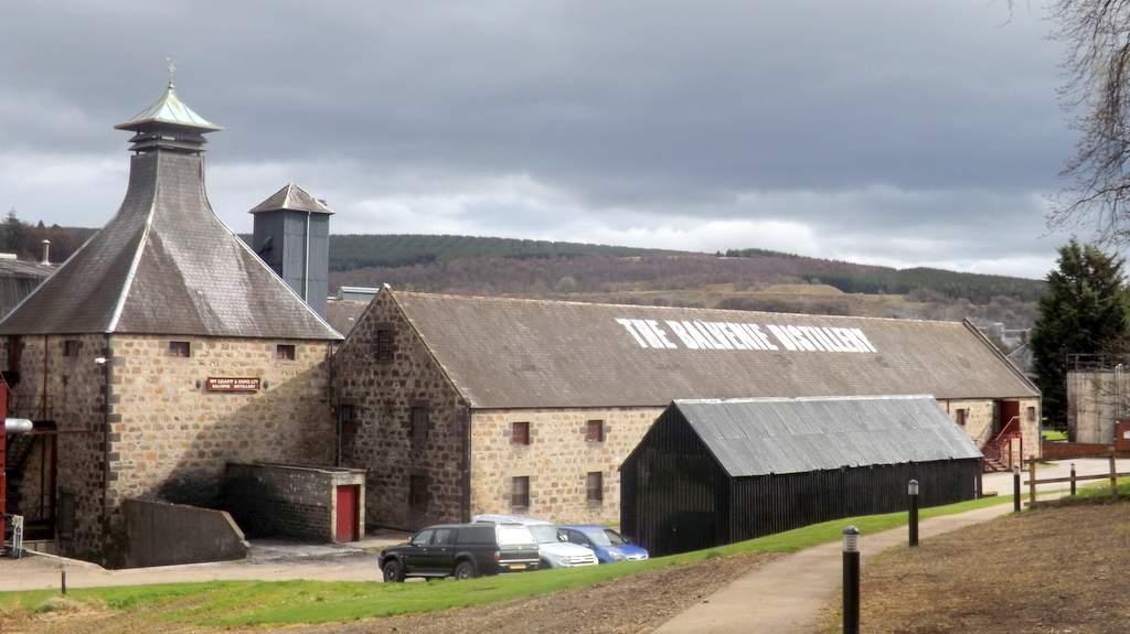 Balvenie Distillery - Photo by Castleview B&B in Dufftown