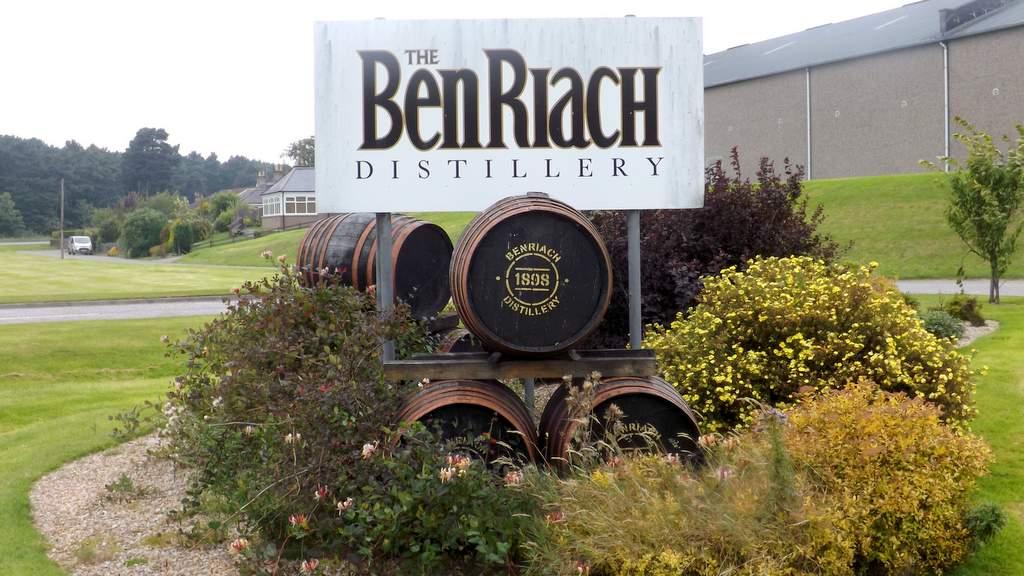Ben Riach Distillery - Photo by Castleview B&B in Dufftown