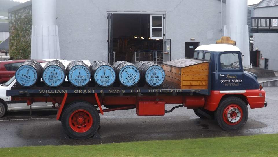 Glenfiddich - Photo by Castleview B&B, Dufftown