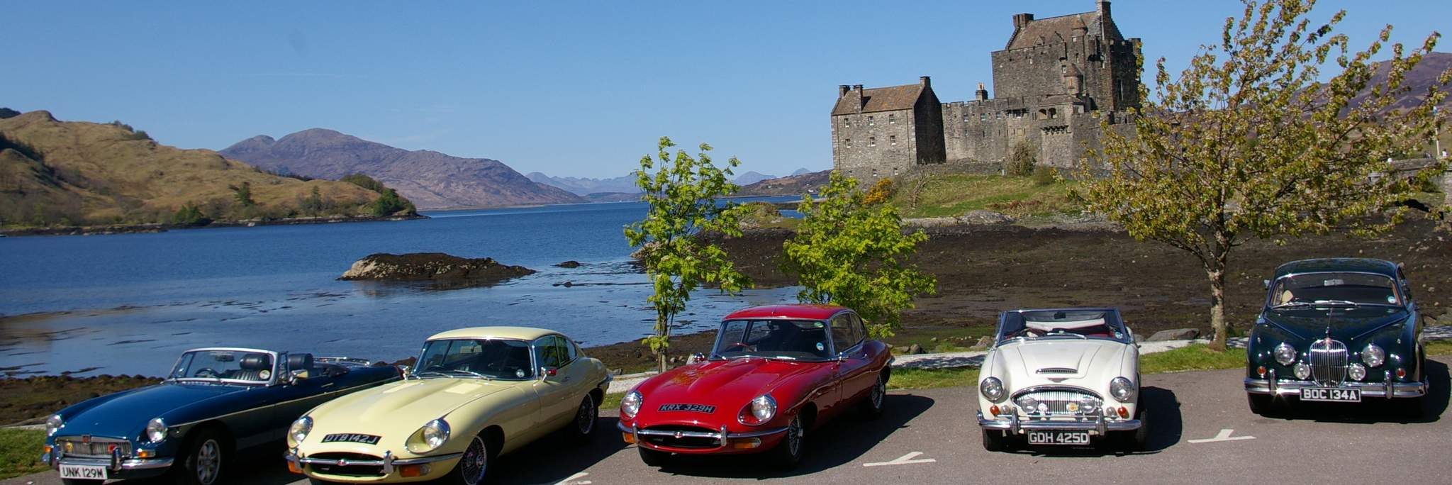 Discover Scotland by Car