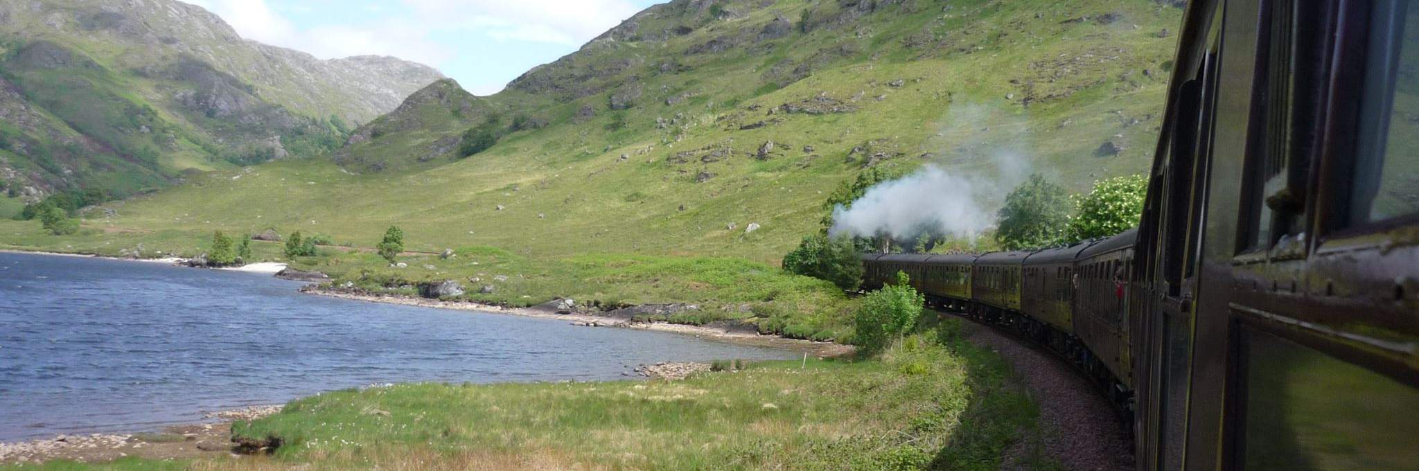 Discover Scotland by Train