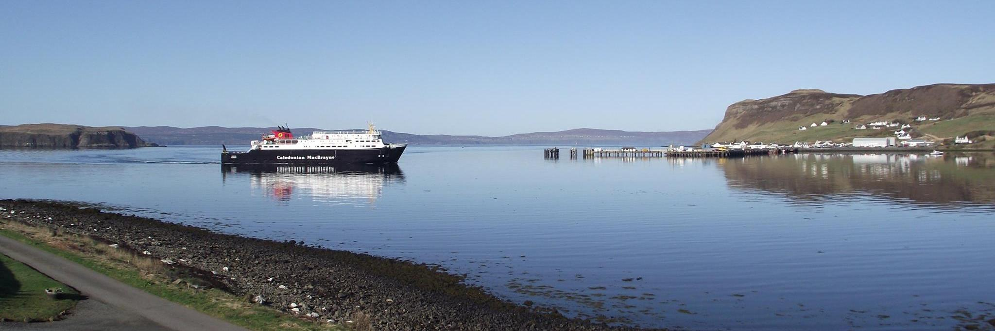 Explore Scotland by Ferry