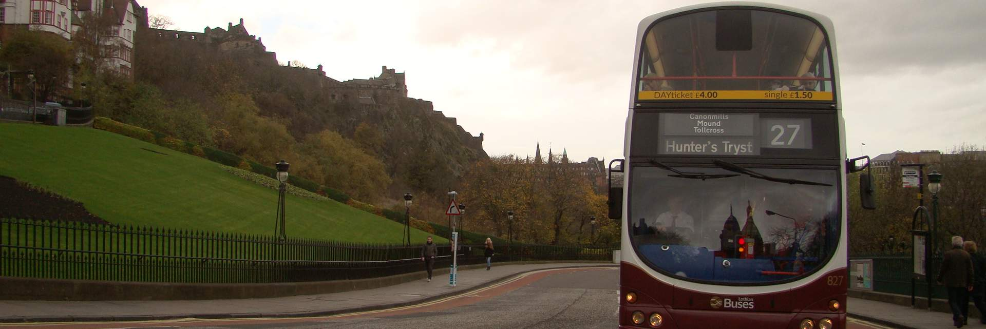Discover Scotland by Bus