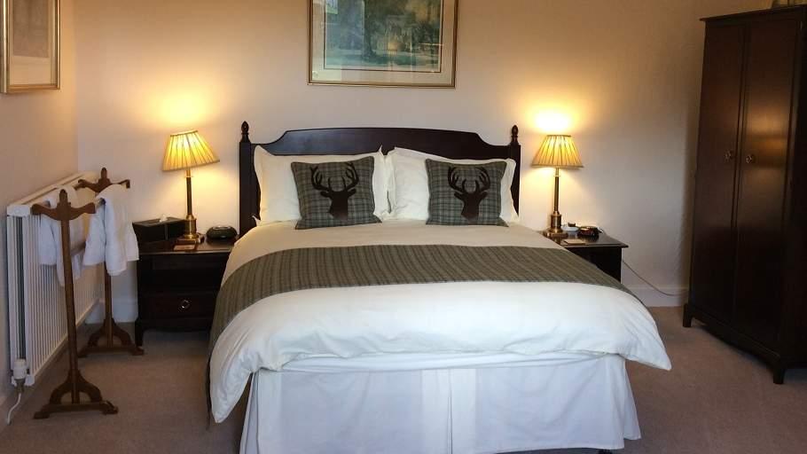 Guest Bedroom at Newton Farm B&B