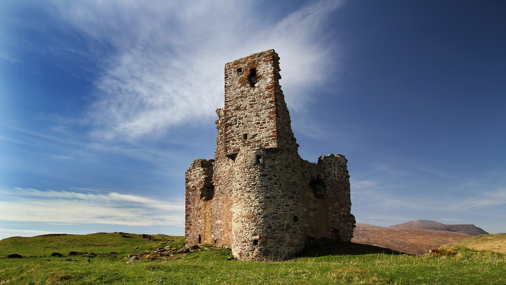 Ardvreck Castle - Lochinver
