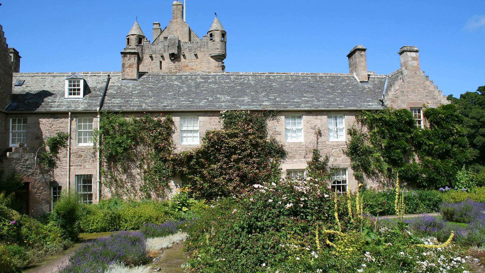 Cawdor Castle near Inverness