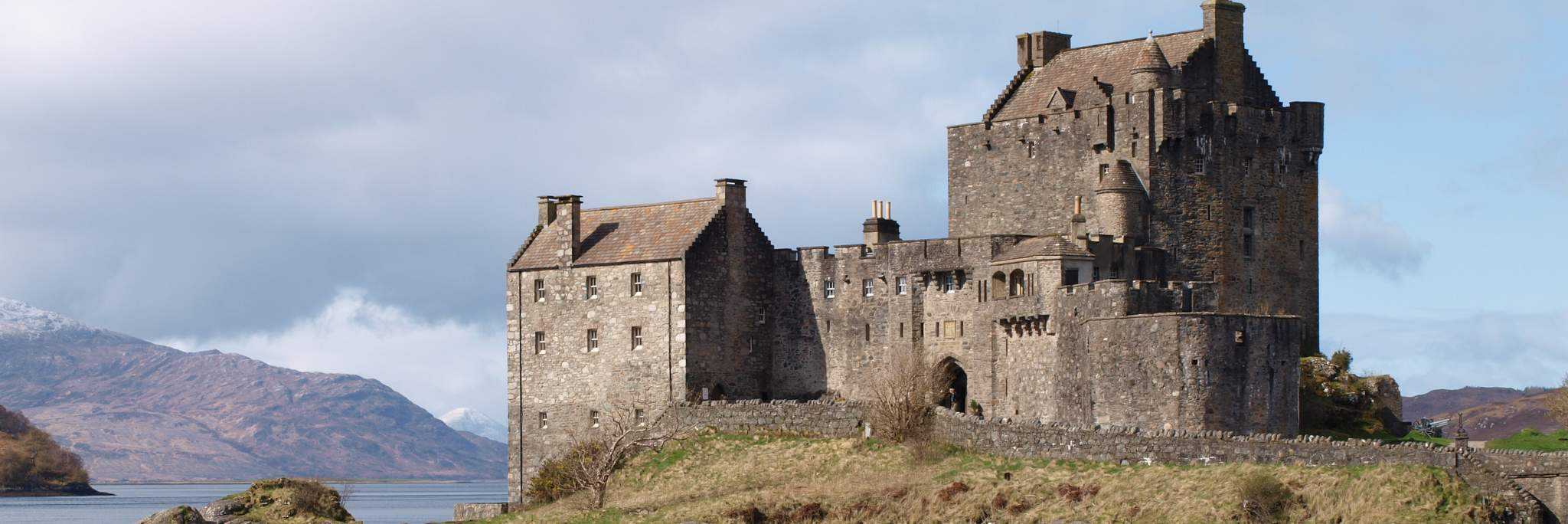 Castles in The Highlands and the Isle of Skye