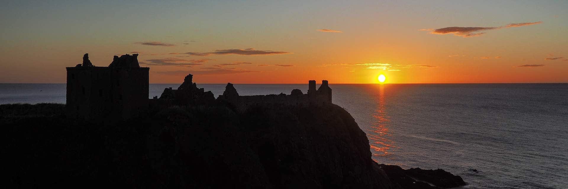 Dunnottar Castle Aberdeenshire Scotland