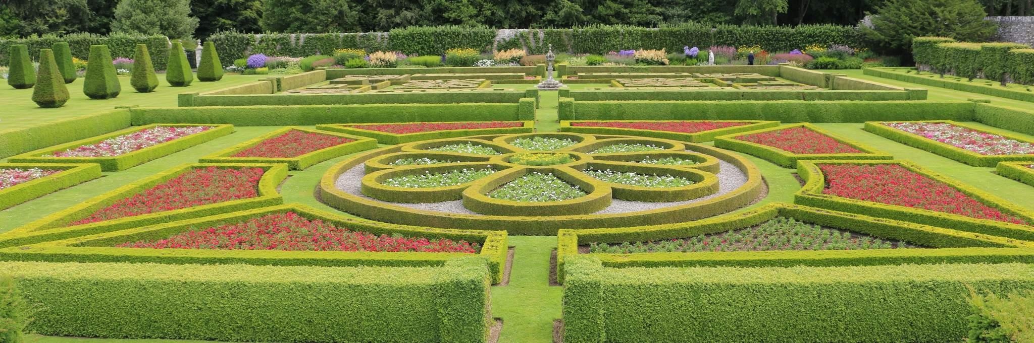 Gardens in Aberdeen, Grampian and Moray