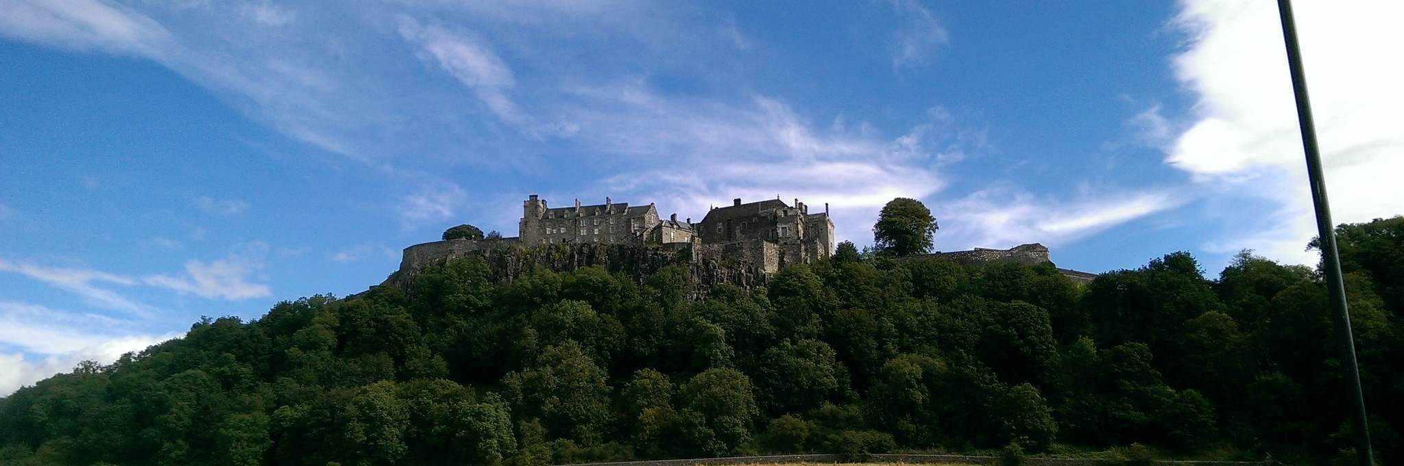 Castles in Argyll, The Isles, Loch Lomond, Stirling and The Forth Valley