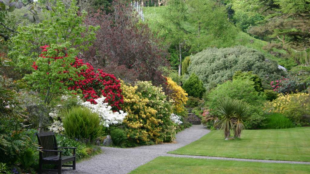 Arduaine Gardens - Photo by The Dulaig in Grantown on Spey