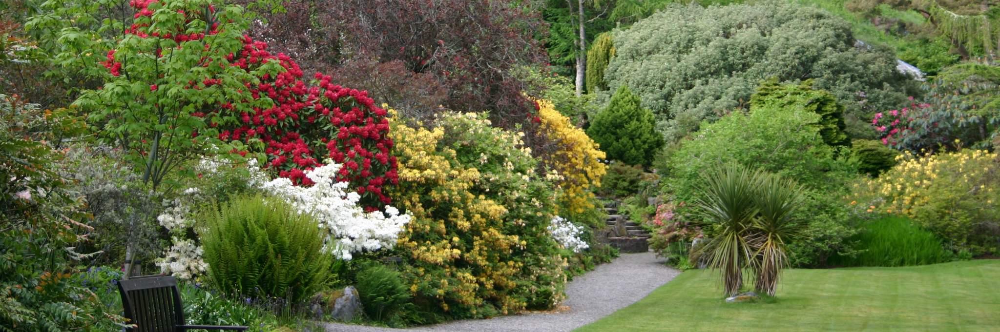 Arduaine Gardens Argyll