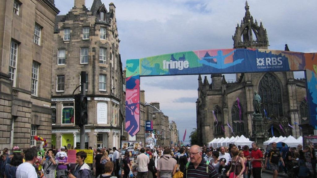 Edinburgh Fringe Comedy Festival