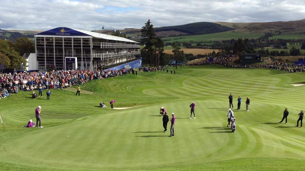 Ryder Cup at Gleneagles