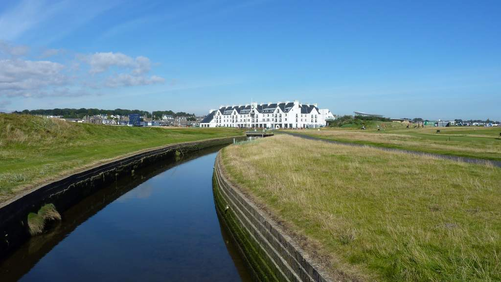Carnoustie Championship Golf Course