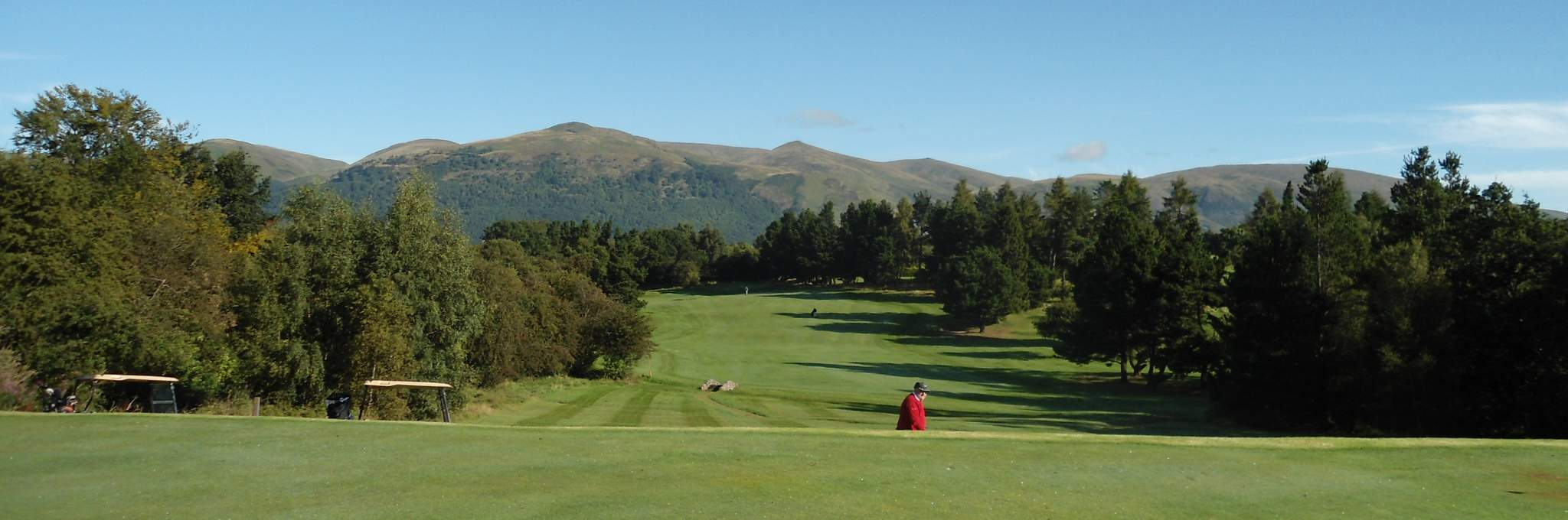 Golf in Argyll, The Isles, Loch Lomond, Stirling and The Forth Valley
