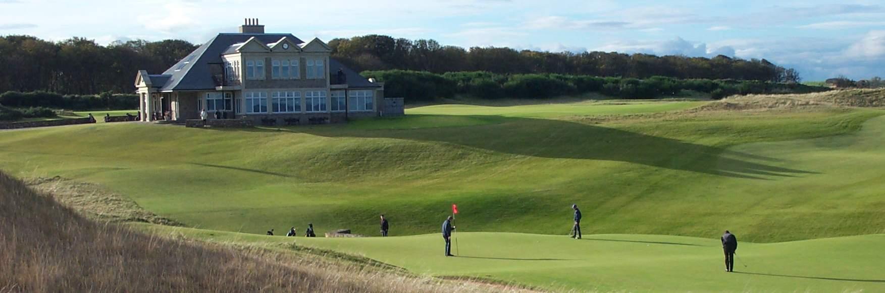 Golf in Glasgow Scotland