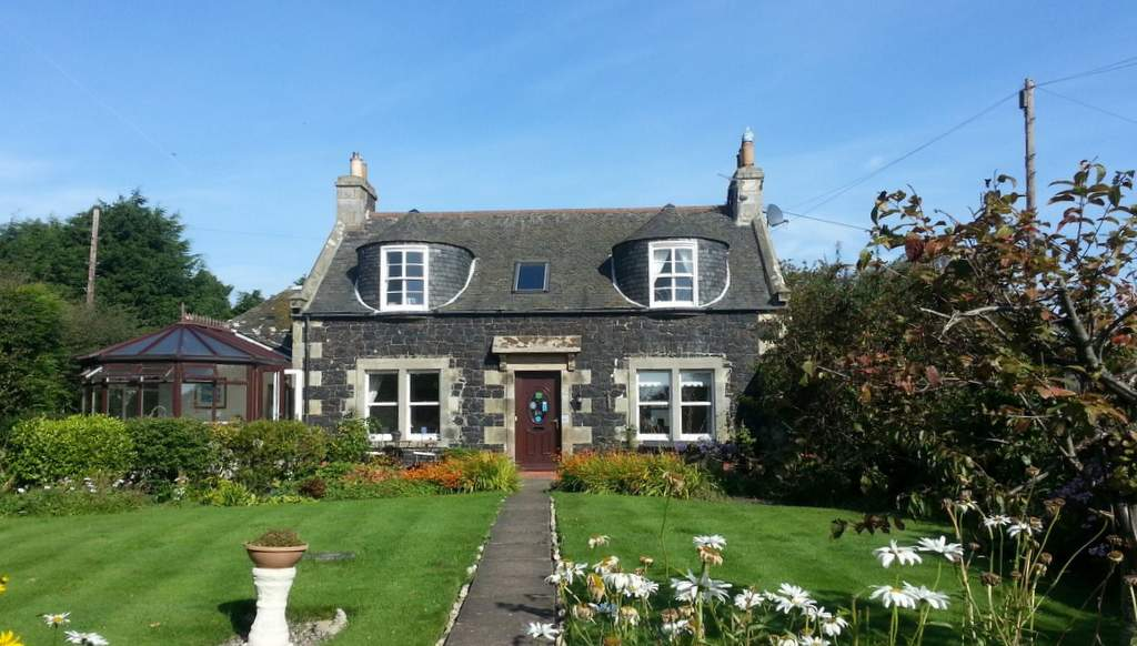 Bayview B&B in Upper Largo, Fife