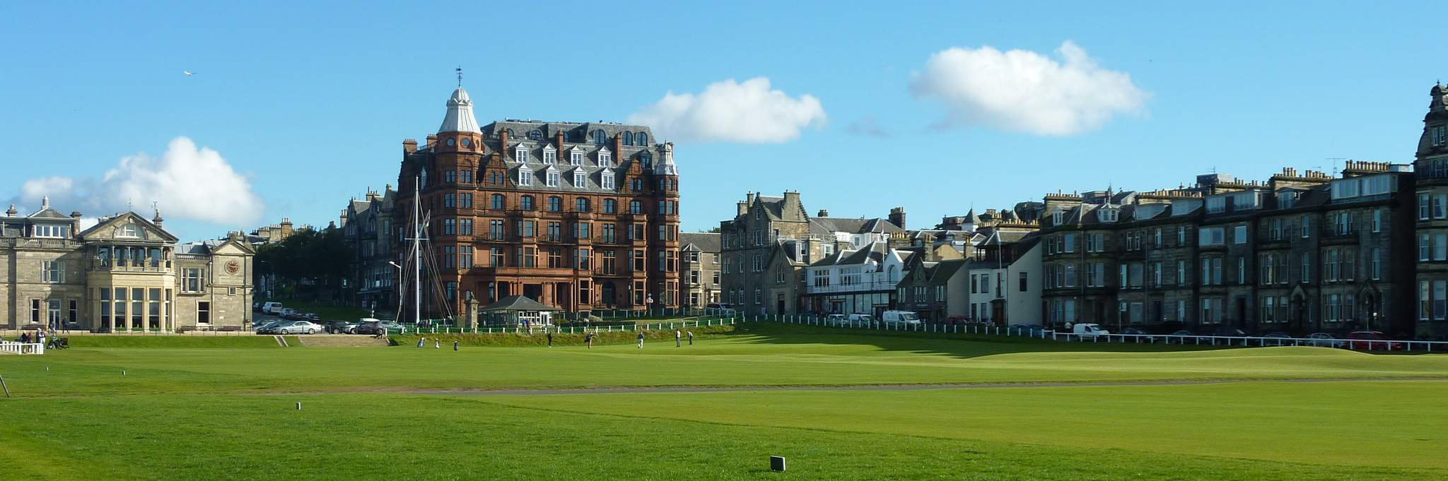 Golf in the Kingdom of Fife