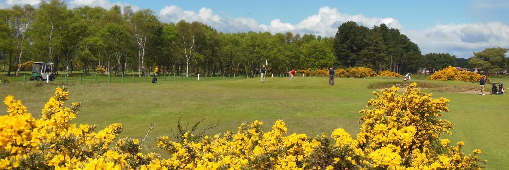 Golf in Edinburgh and The Lothians