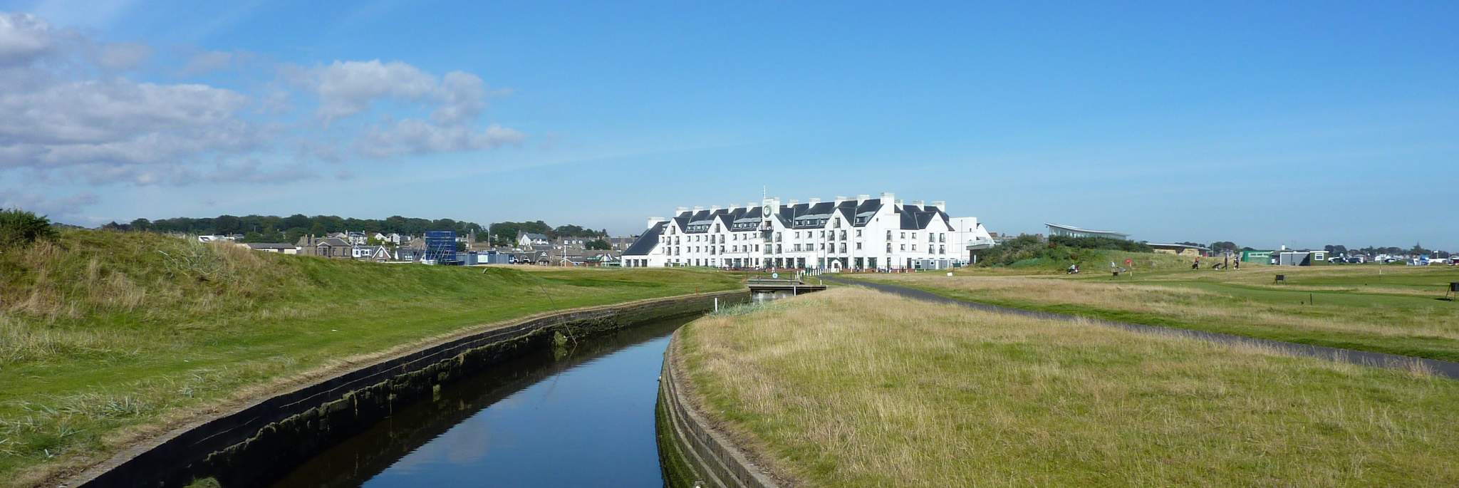 Golf in Angus and Dundee