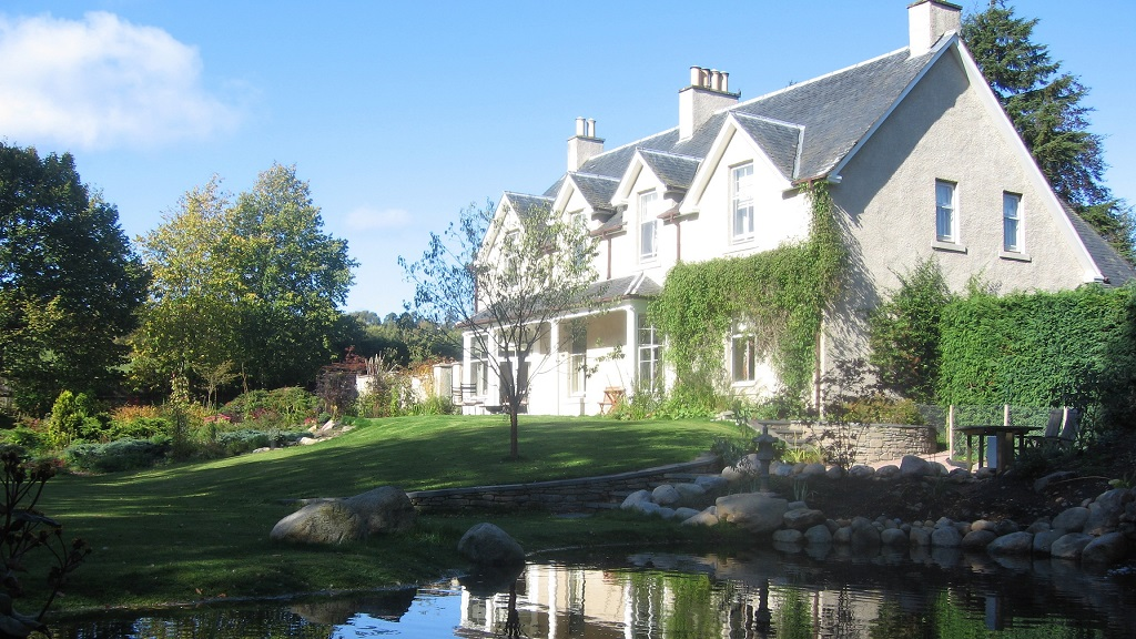The Dulaig in Grantown on Spey