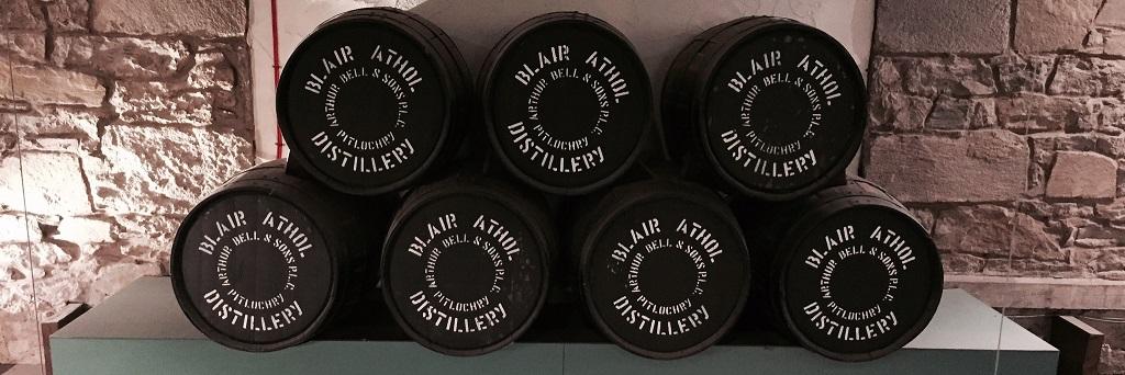 Blair Atholl Distillery Perthshire