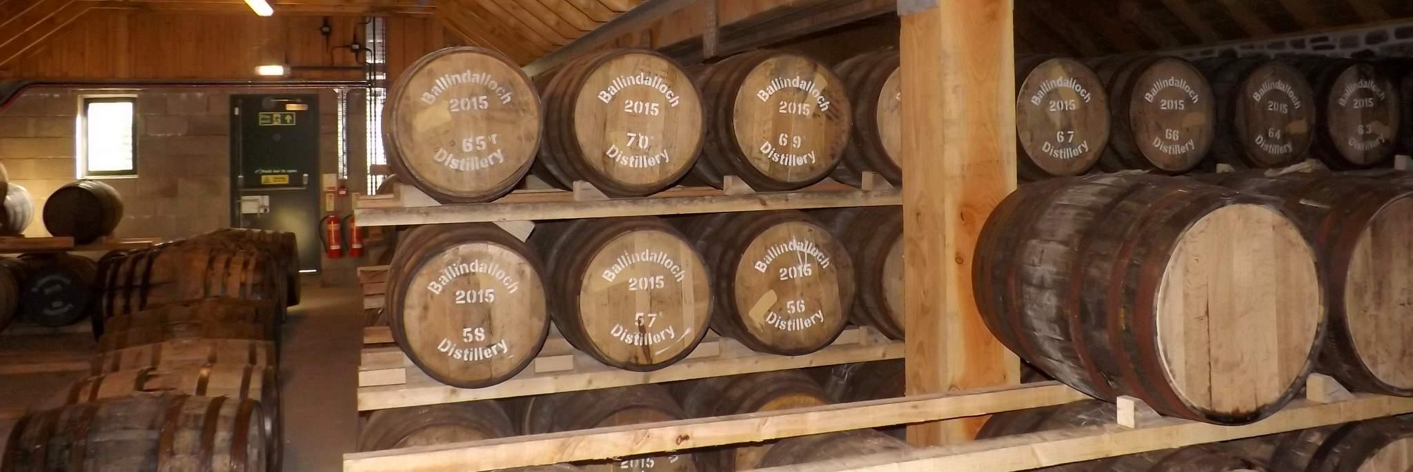 Whisky in Glasgow,