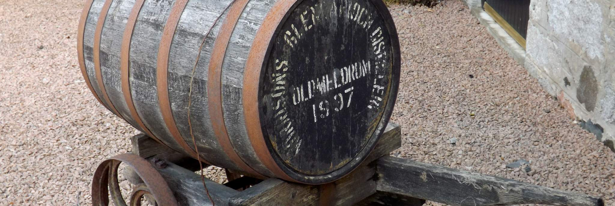 Whisky in Edinburgh & The Lothians