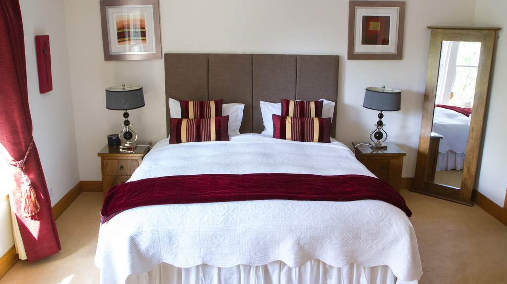 Guest Bedroom at Arden Country House