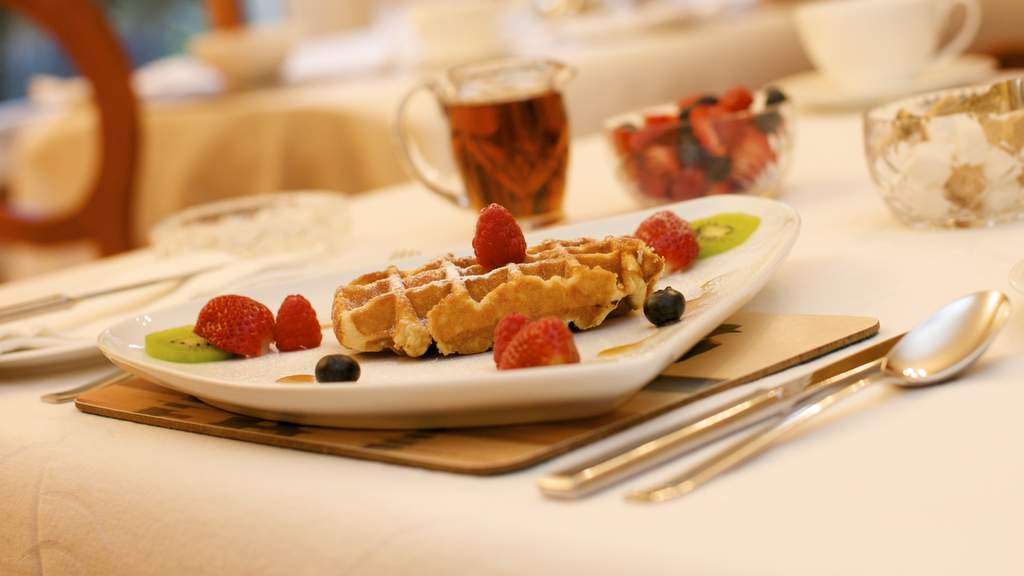 Breakfast at Arden Country House