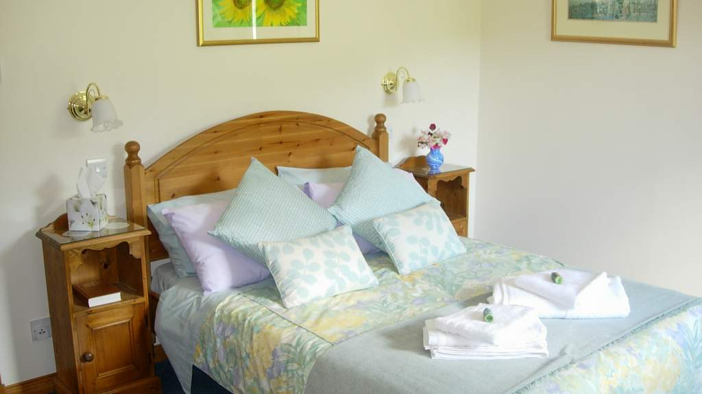 Guest Room at Auchlea B&B