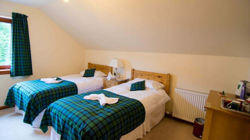 Guest Bedroom at Ben Wyvis Views B&B