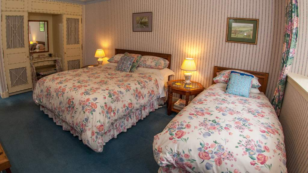 Guest Bedroom at Cosses Country House