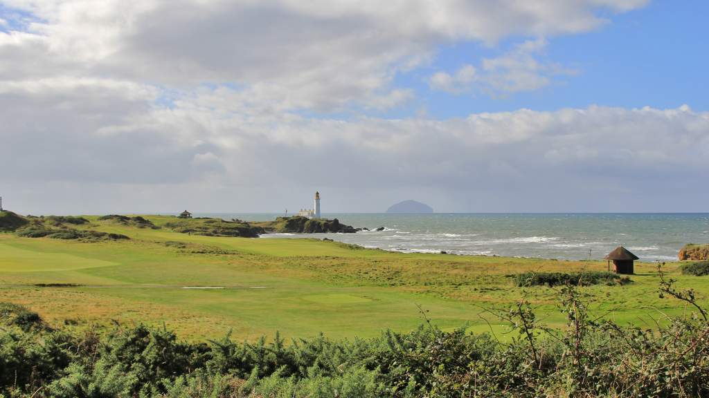 Turnberry Golf Course near Cosses Country House