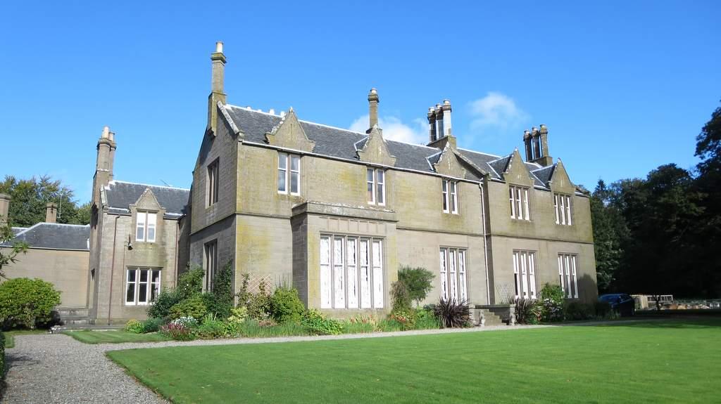 Duntrune House near Dundee