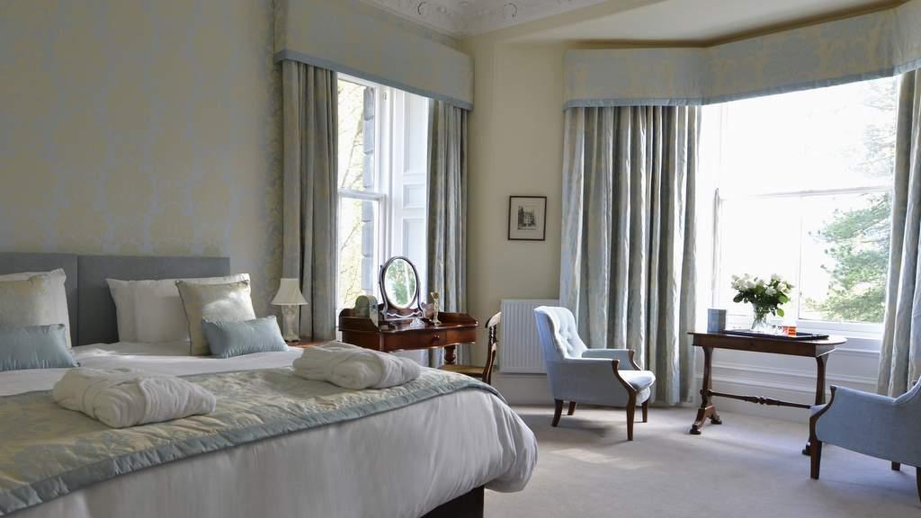 Guest Bedroom at Northlands B&B