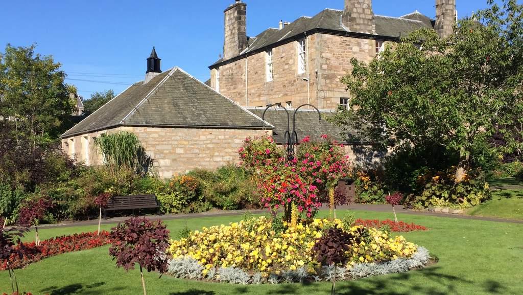 Memorial Gardens, Pitlochry near Northlands B&B