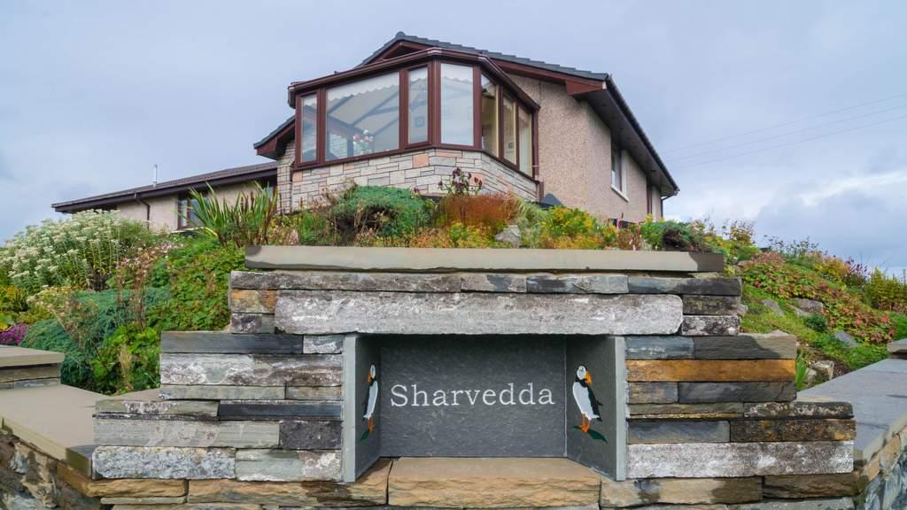 Sharvedda B&B at Strathy Point