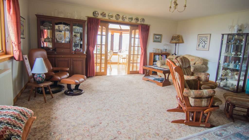 Guest Lounge at Sharvedda B&B
