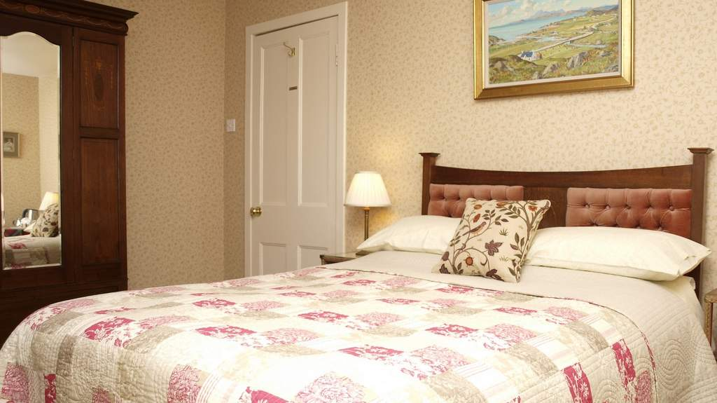 Double Room at Spean Lodge