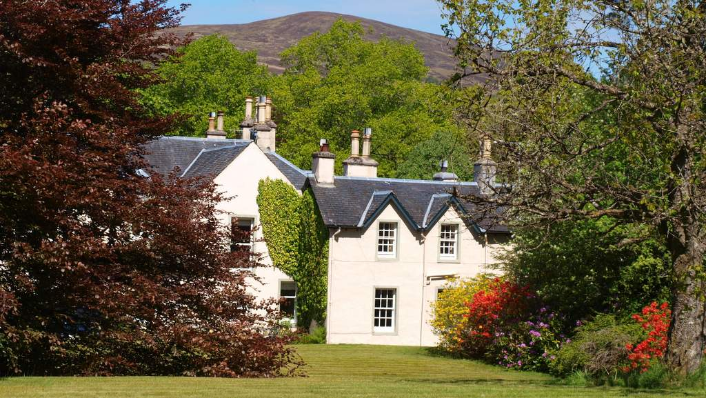 Spean Lodge in Lochaber