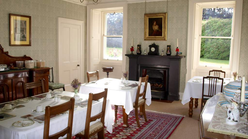 Dining Room at Spean Lodge
